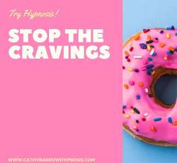 How Hypnosis can work to stop Cravings for Sugar